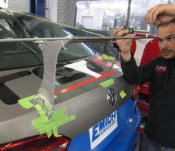 VW Spoiler